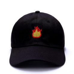 Black Dad hats