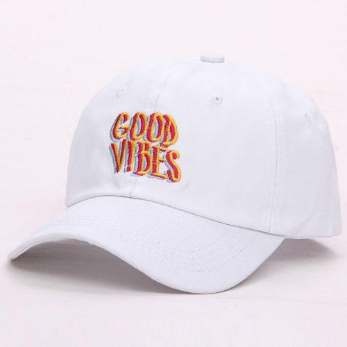 Good Vibes White