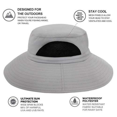Waterproof Bucket Hat 1