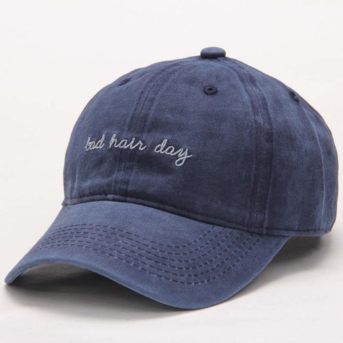 Bad Hair Day Hat Navy