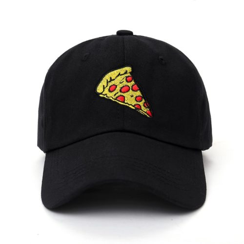 Pizza Hat black