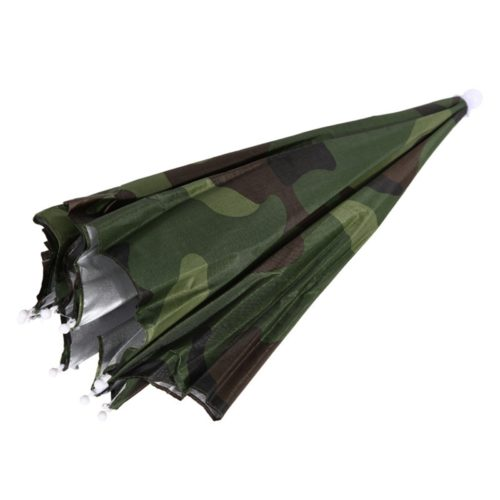 Umbrella Hat Army Green