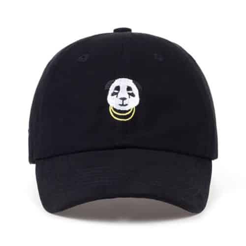 Panda Baseball Cap