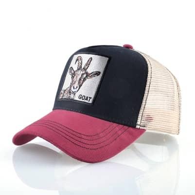 Goat Baseball Cap