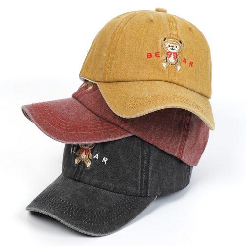 Teddy Dad Hats