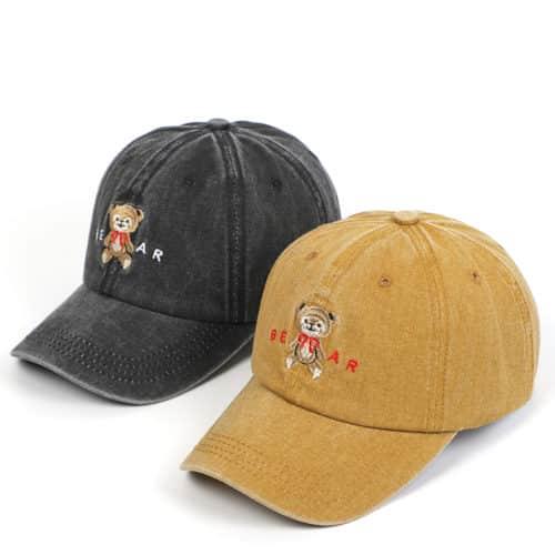 Teddy Caps