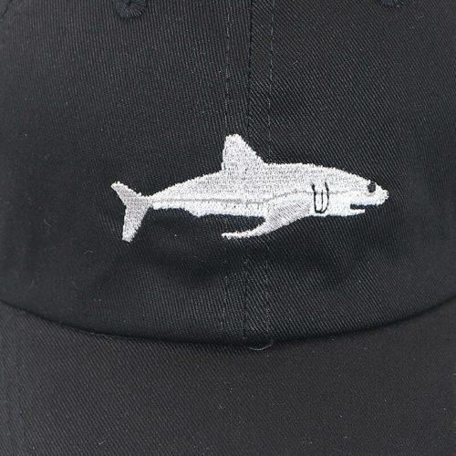 Shark Dad Cap