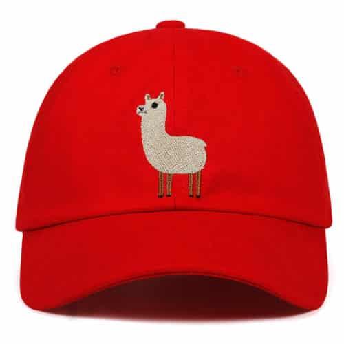 Alpaca Dad Hat