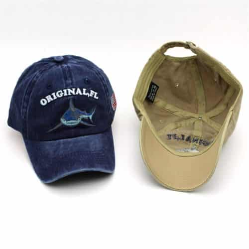 Shark Dad Hats