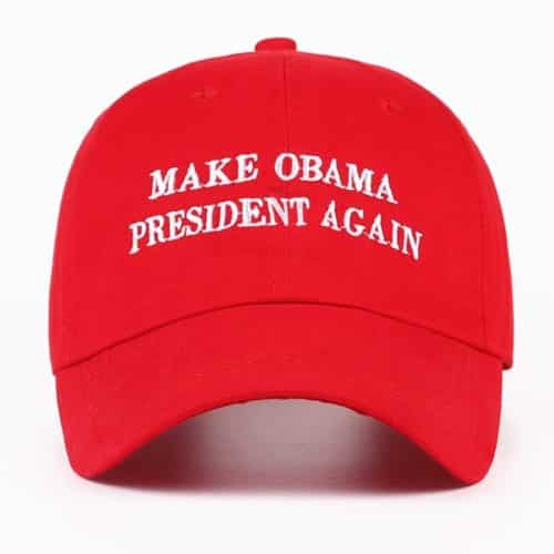 Make Obama President Hat Red