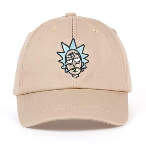Rick and Morty Hat Khaki
